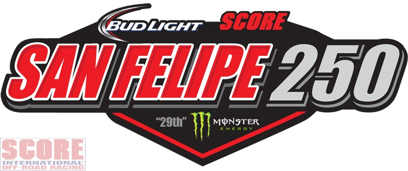 2015 Rigid Industries' SCORE Imperial Valley 2015