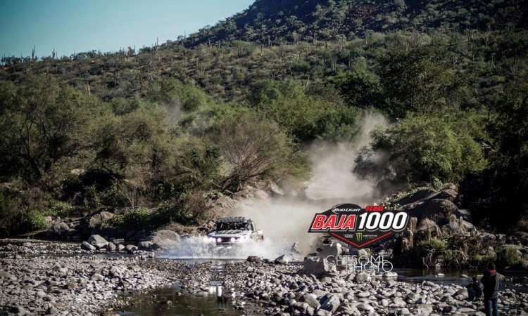 2015 BAJA 1000: Official Finishers
