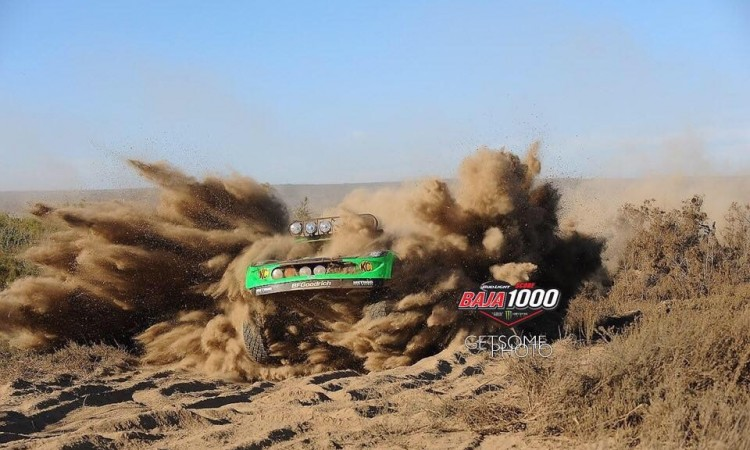Overall Finish Results: 48th Annual Bud Light SCORE BAJA 1000