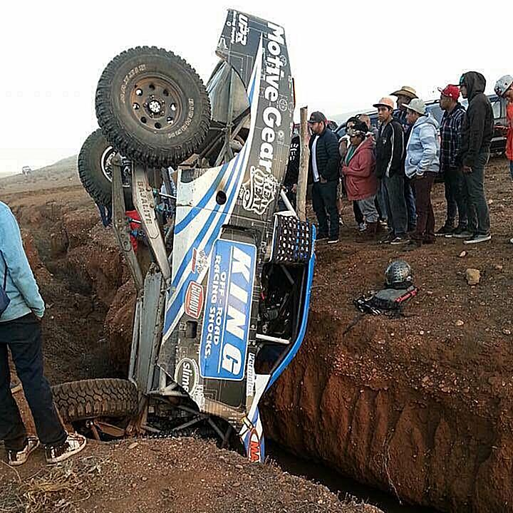 Action Photo From The 48th Annual Bud Light Score Baja