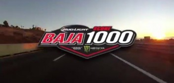 2015 Bud Light SCORE BAJA 1000 Highlights – Brenthel