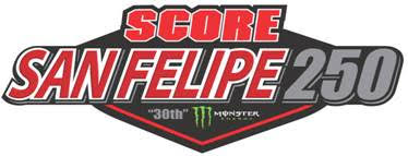 Season Opener Feb. 24-28 2016 SCORE World Desert Championship prepped to launch; Pre-running opens on Feb. 6 for 30th SCORE San Felipe 250