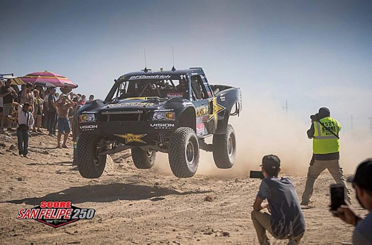 2005 ford f150 trophy truck