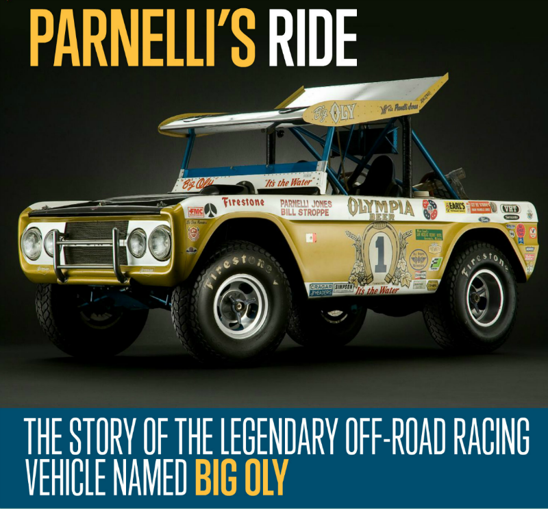 Parnelli Jones' Legendary Big Oly