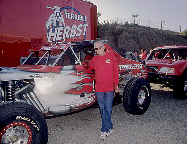 Remembering Terrible Herbst Motorsports Patriarch Jerry Herbst Who