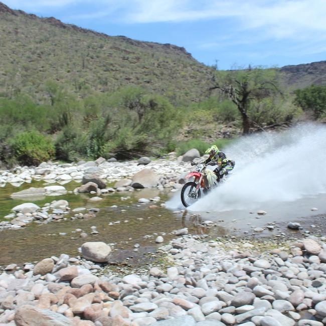 SCORE Baja Sur 500Silver State 300