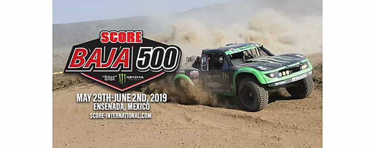 1307d23e76e RPM Racing enters five top vehicles in four classes roaring to challenge  for wins at 51st SCORE Baja 500